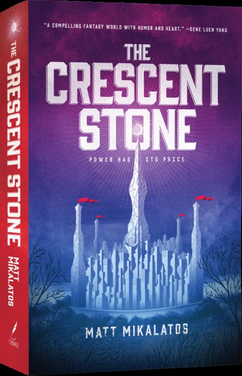 Crescent Stone cover image