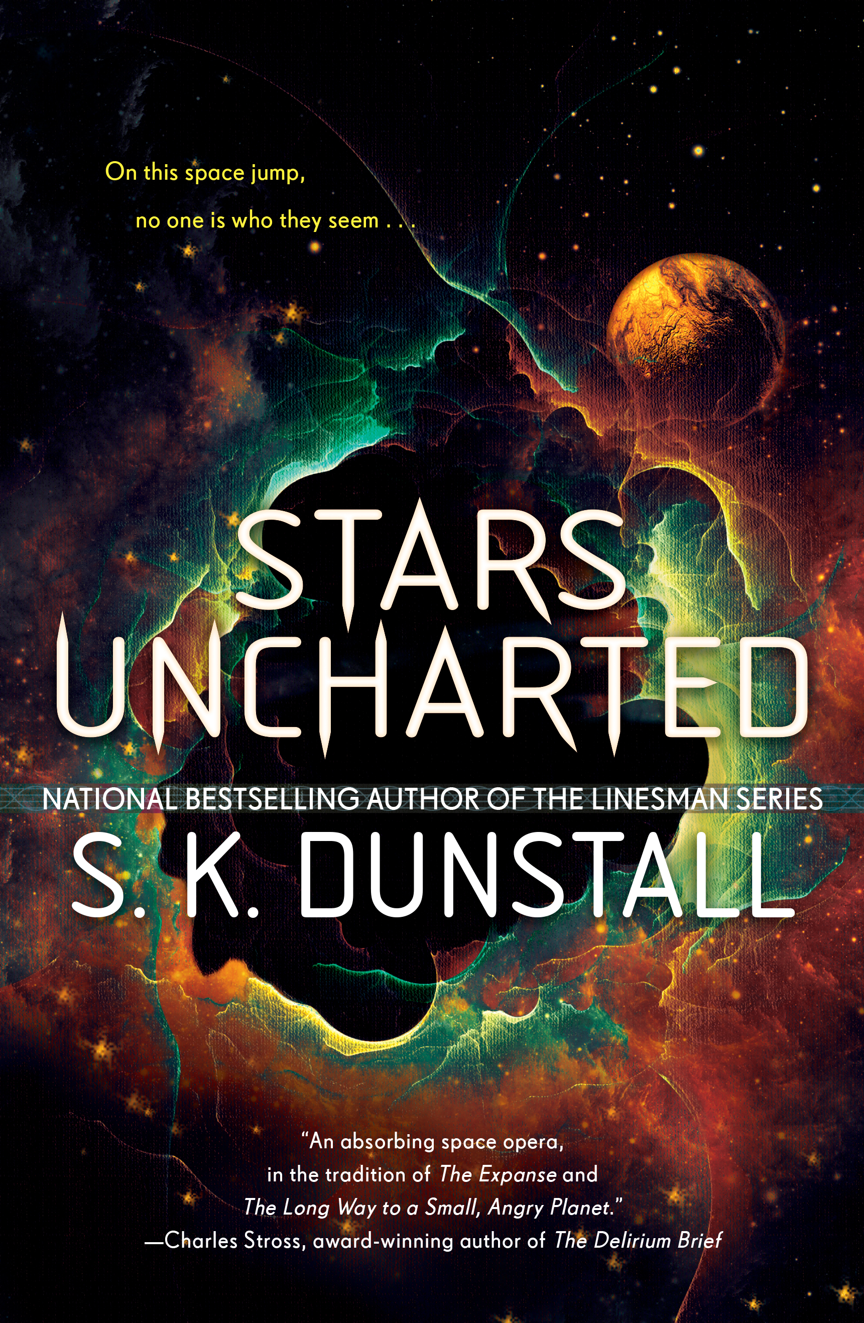 Stars Uncharted cover image