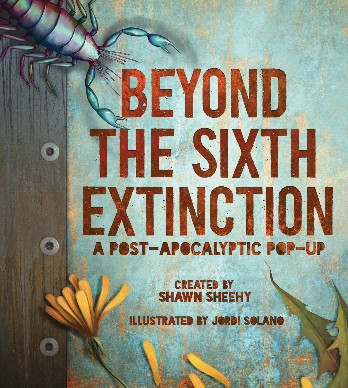 Beyond the Sixth Extinction cover image