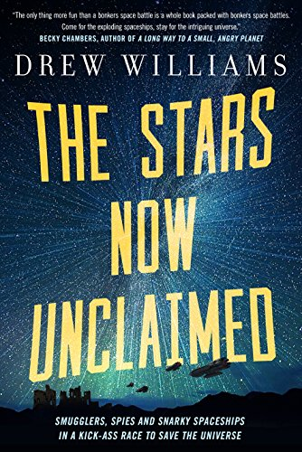 Stars Now Unclaimed cover image