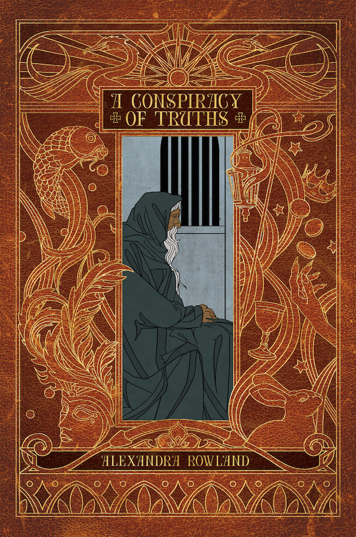 A Conspiracy of Truths cover image