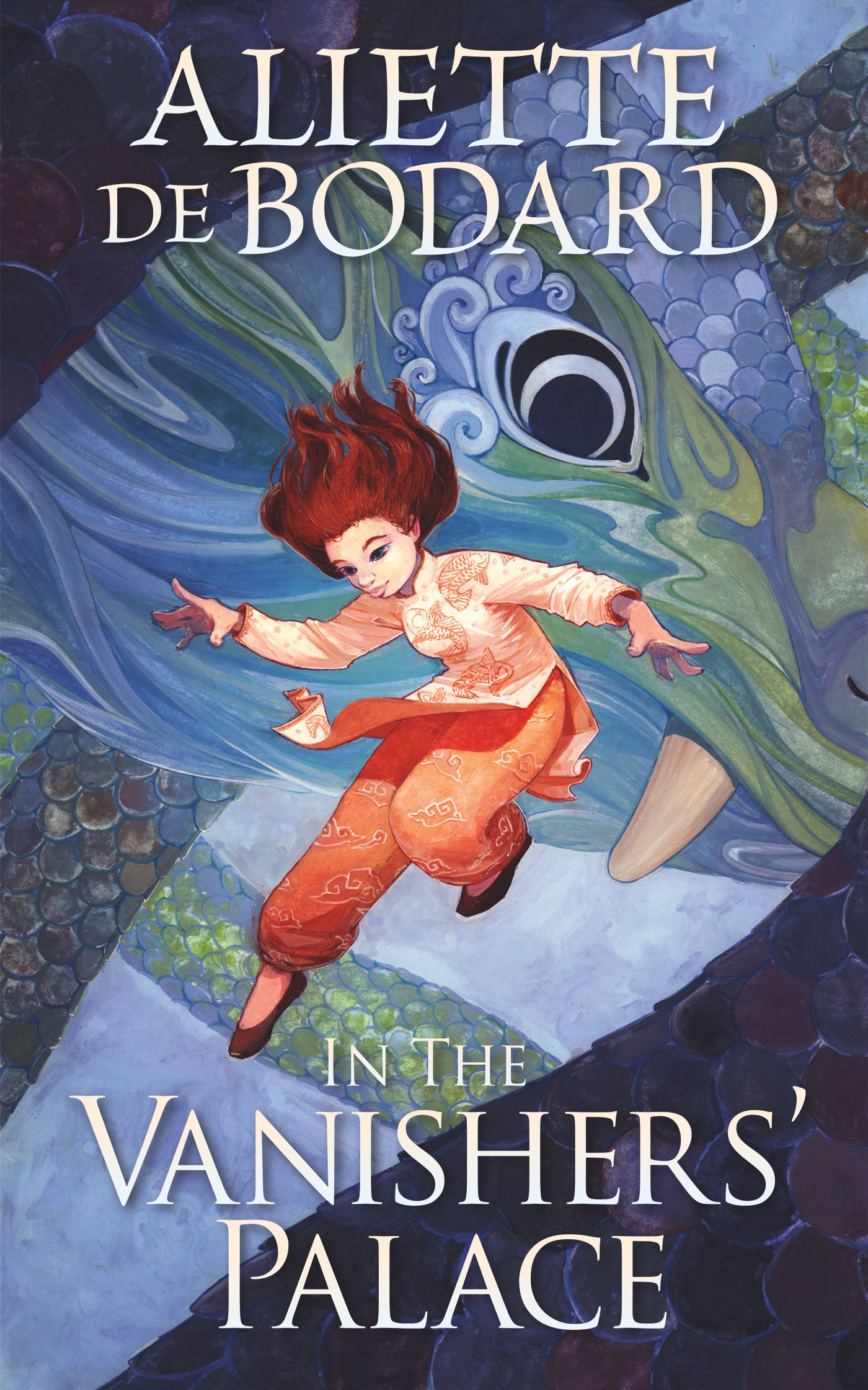 In the Vanisher's Palace cover image