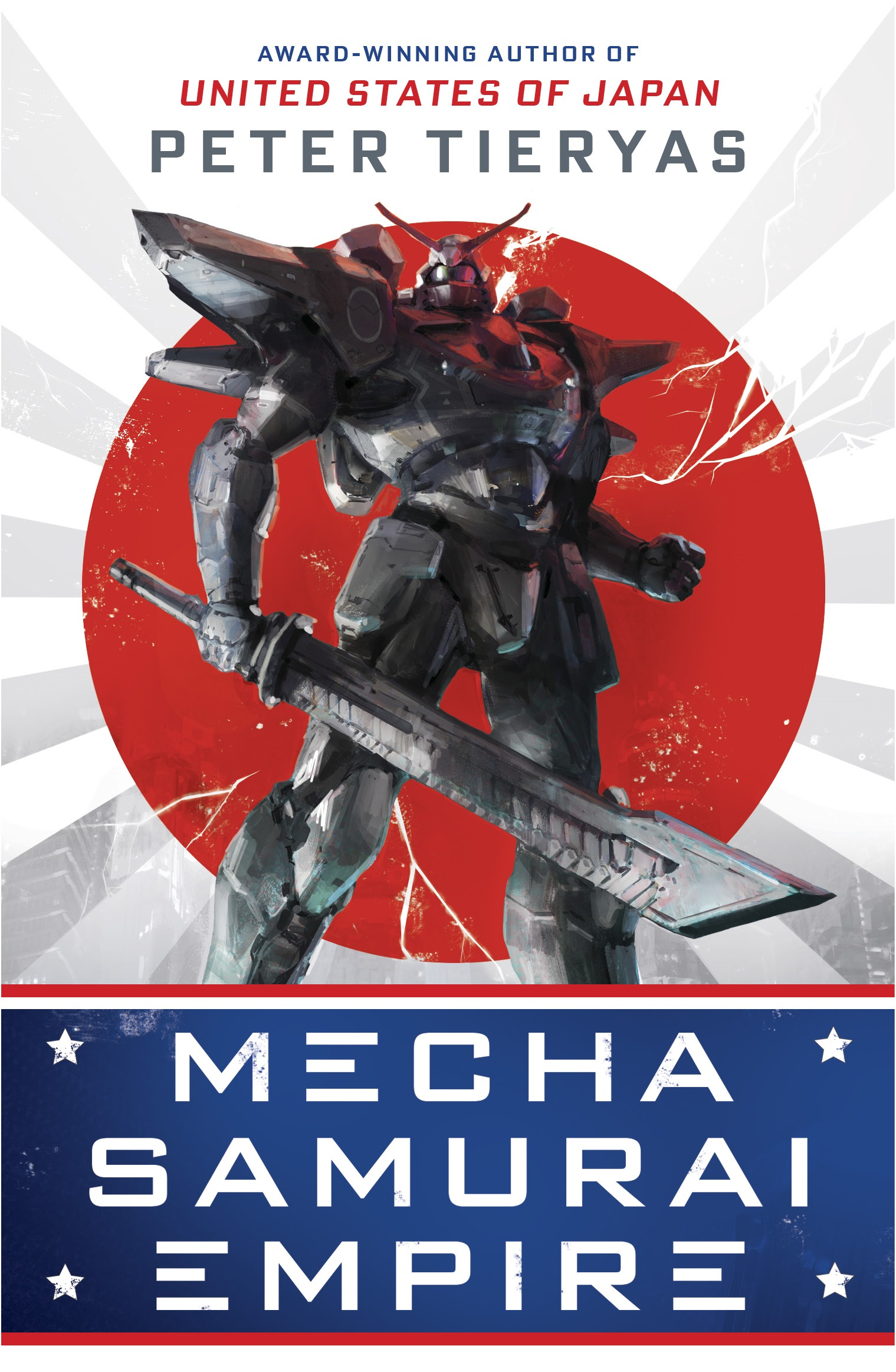 Mecha Samurai Empire cover image
