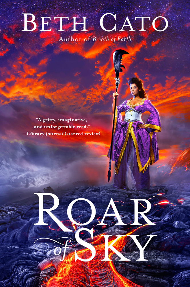Roar of Sky cover image