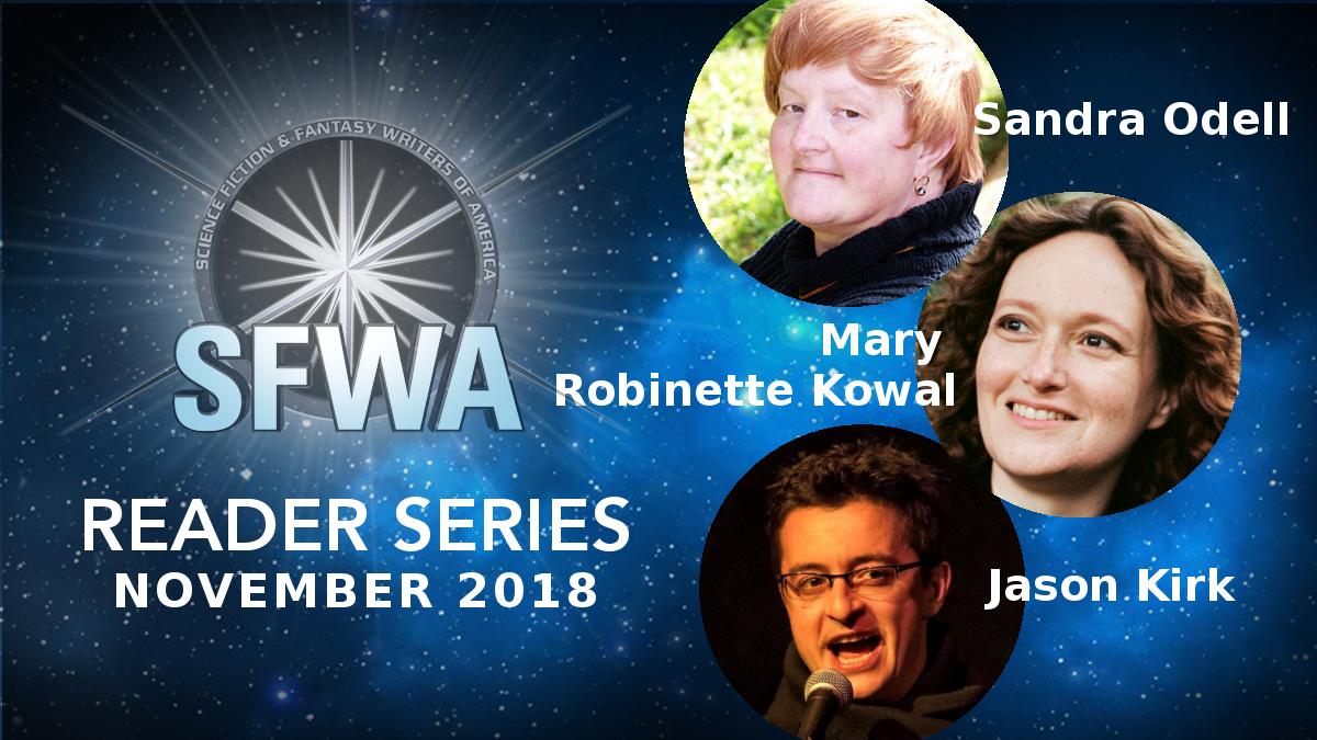 PNW SFWA reader series