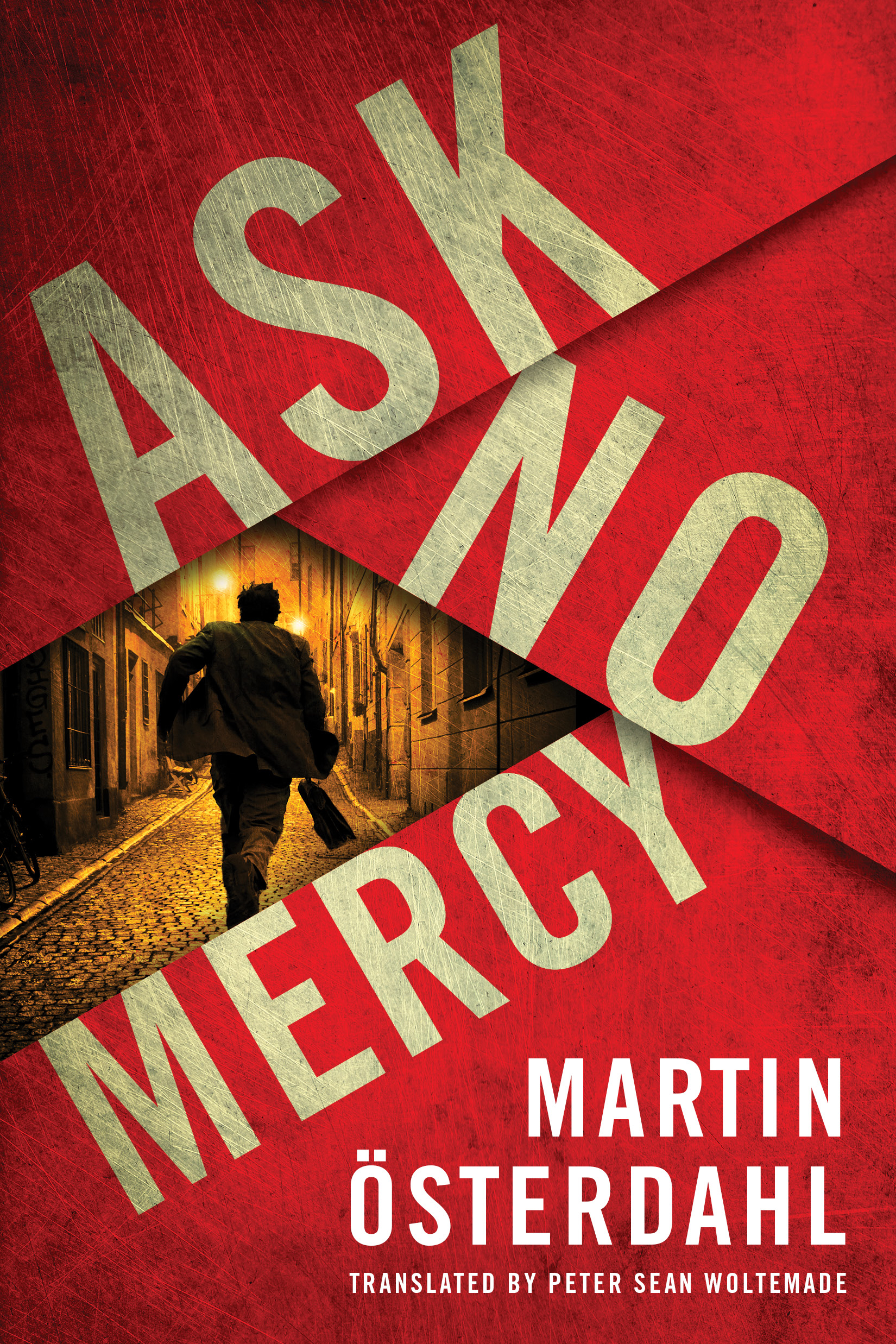 Cover image of ASK NO MERCY