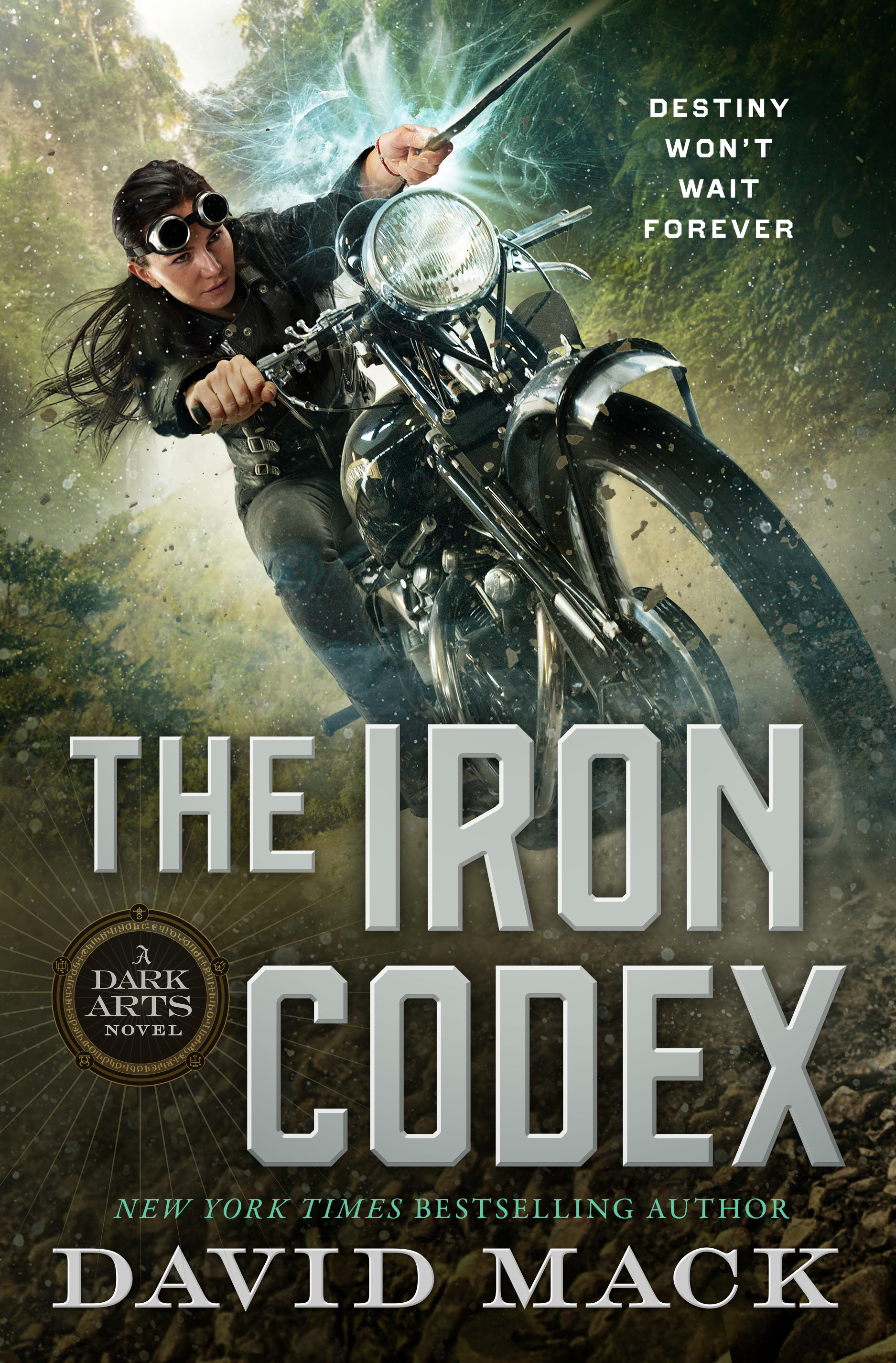 The Iron Codex cover image