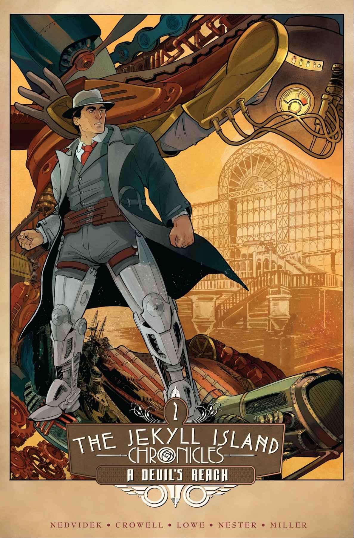 Jekyll Island:Devil's Reach book cover