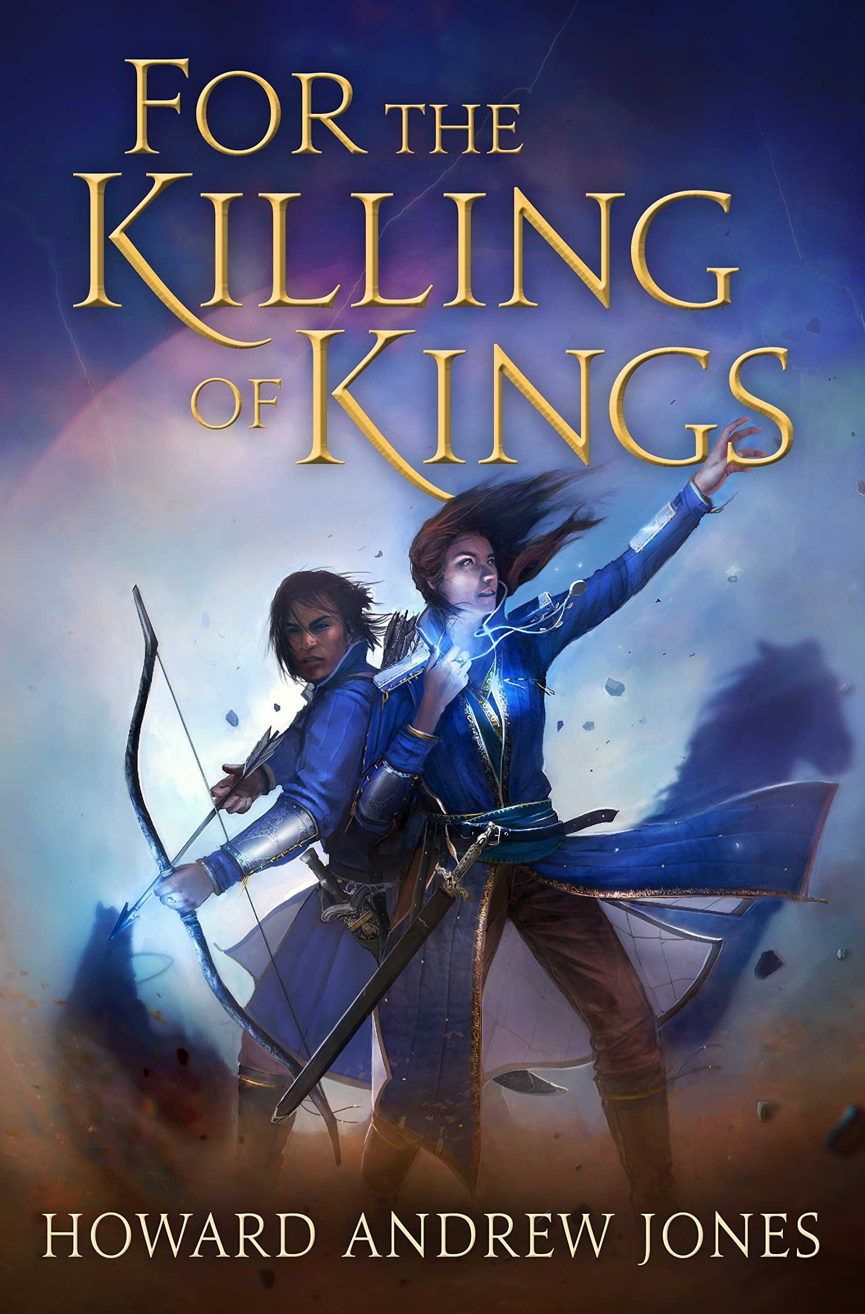 For the Killing of Kings Cover Image