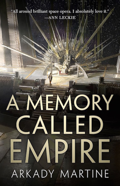 A Memory Called Empire cover image