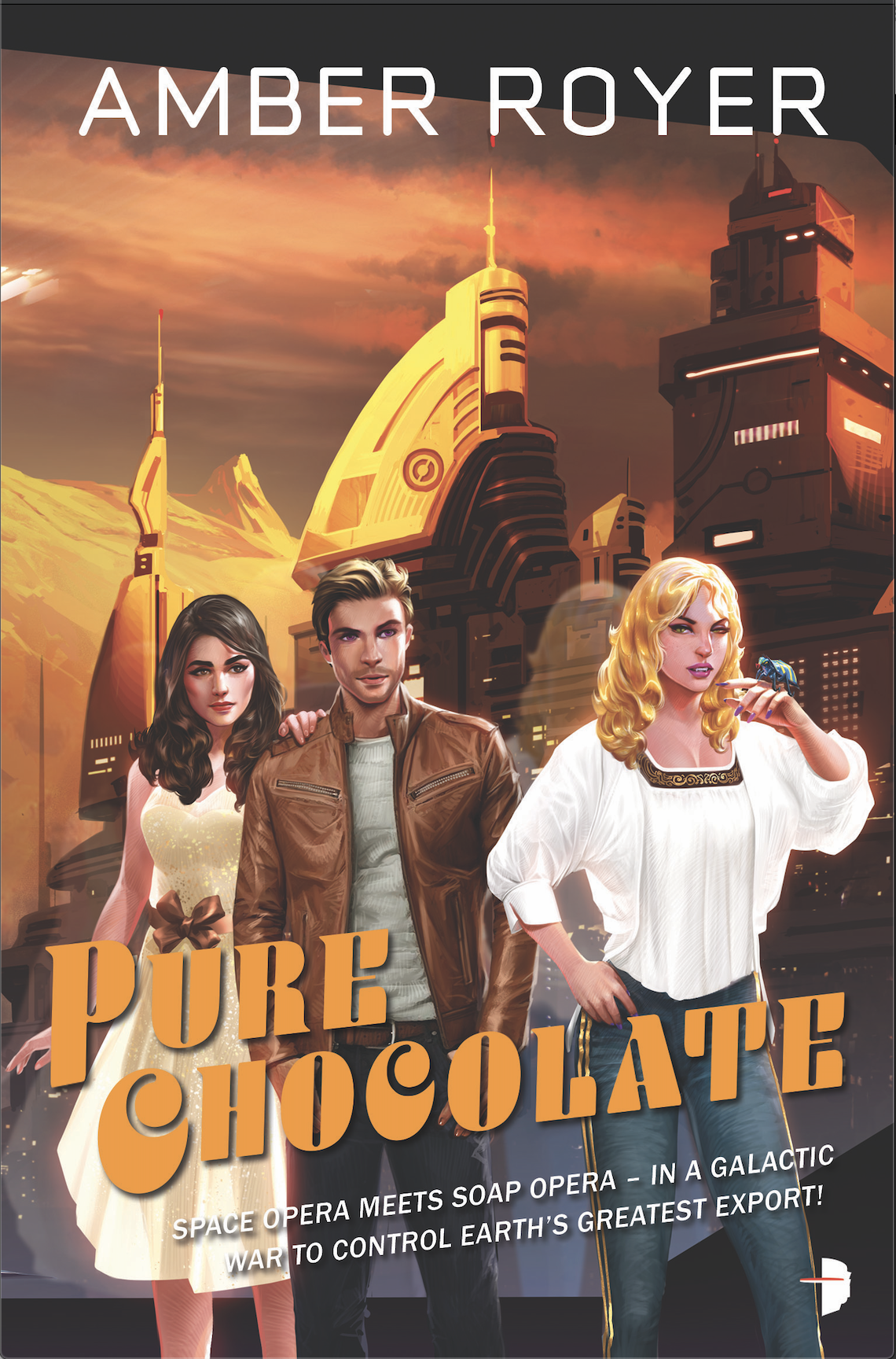 Pure Chocolate cover image