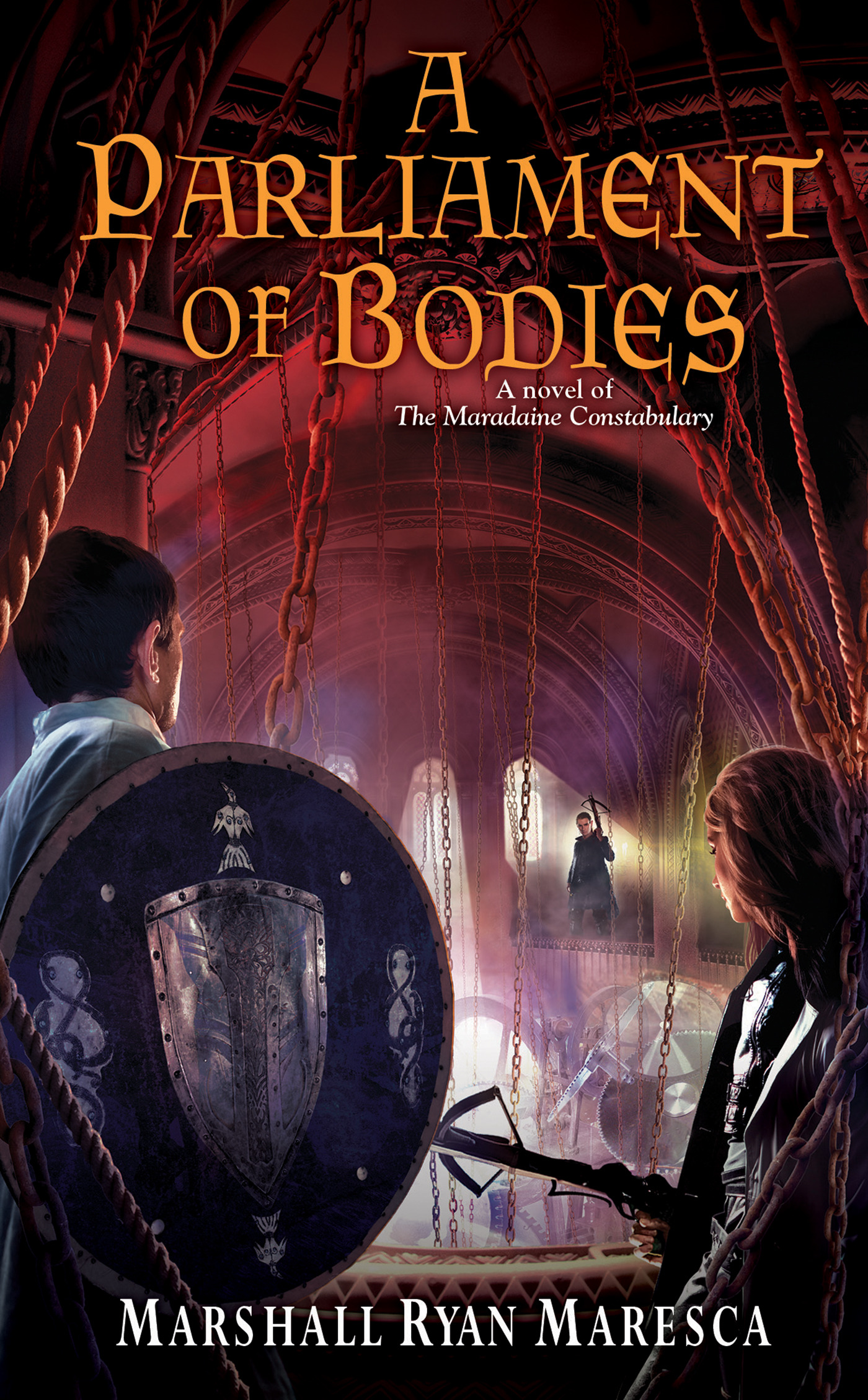 Parliament of Bodies cover image