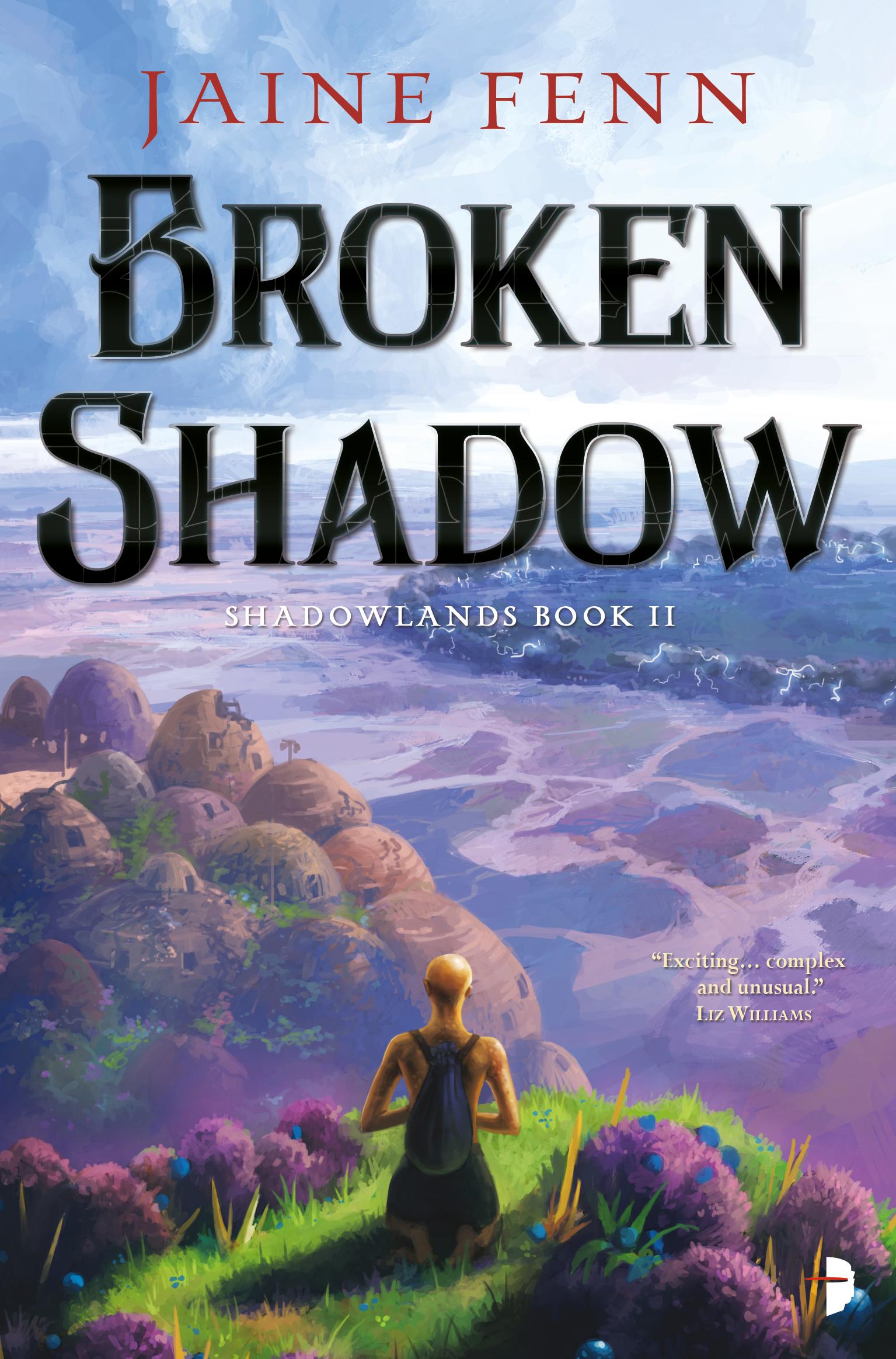 Broken Shadow cover image