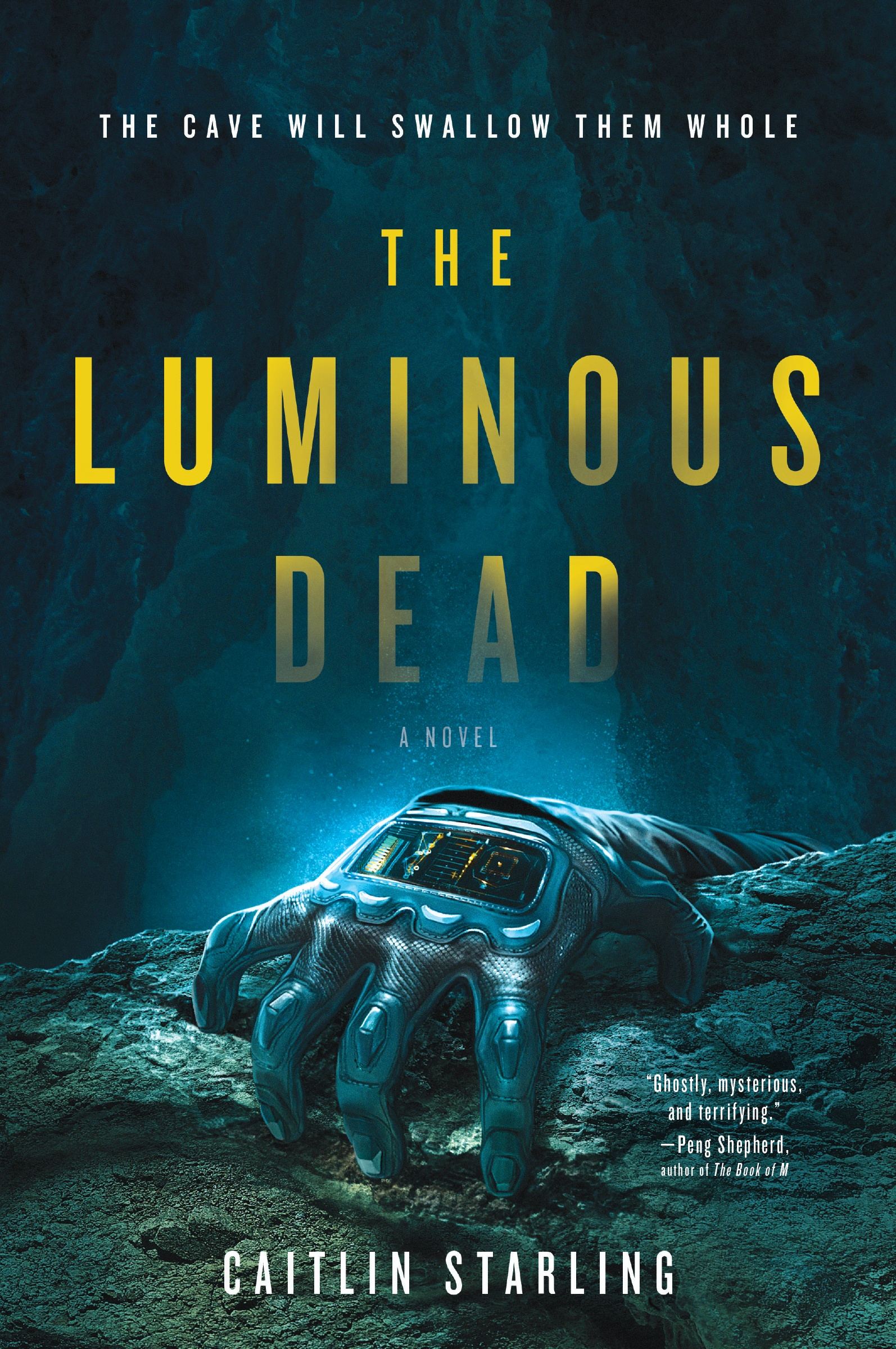 The Luminous Dead cover image