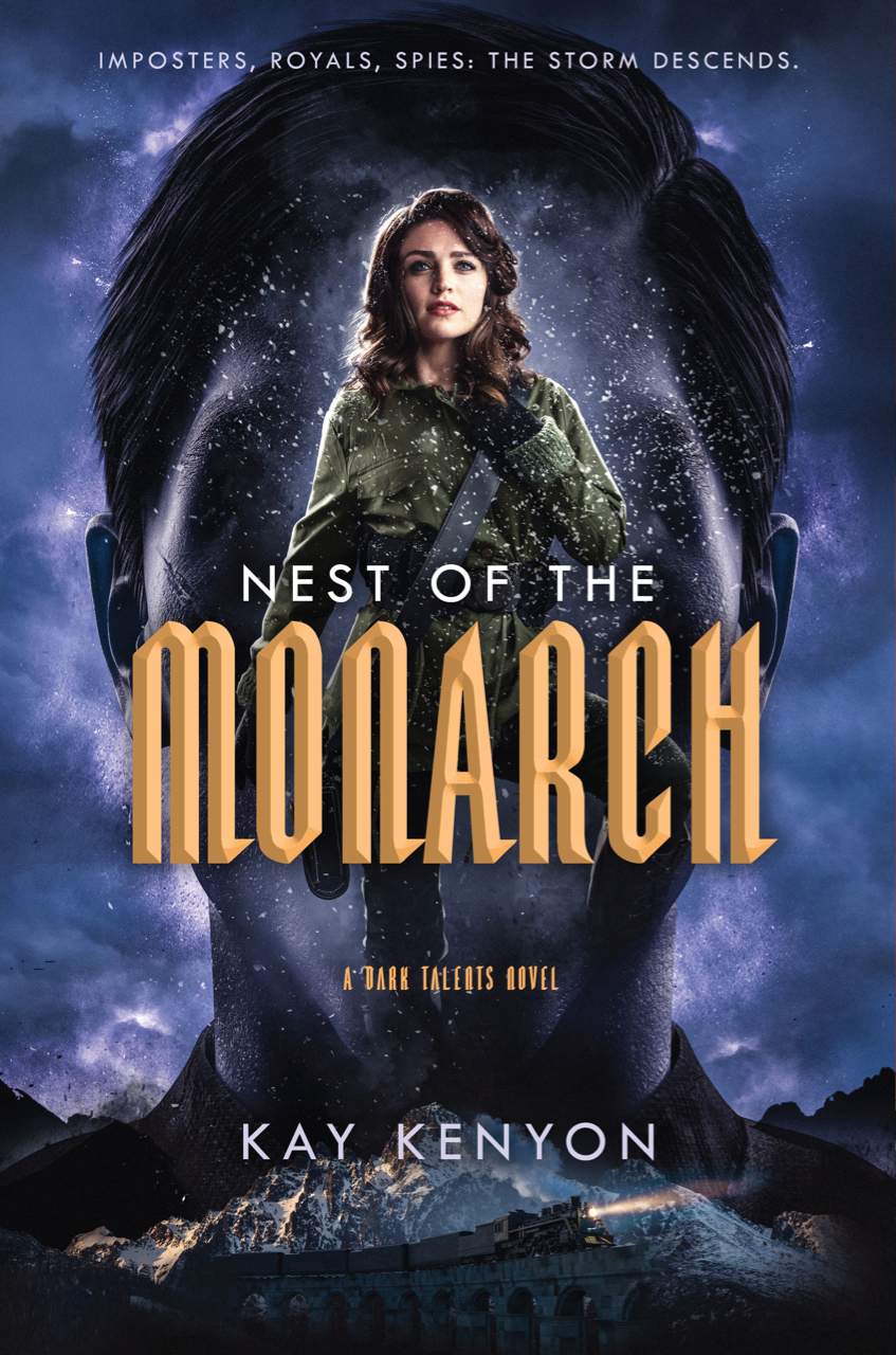 Nest of the Monarch cover image