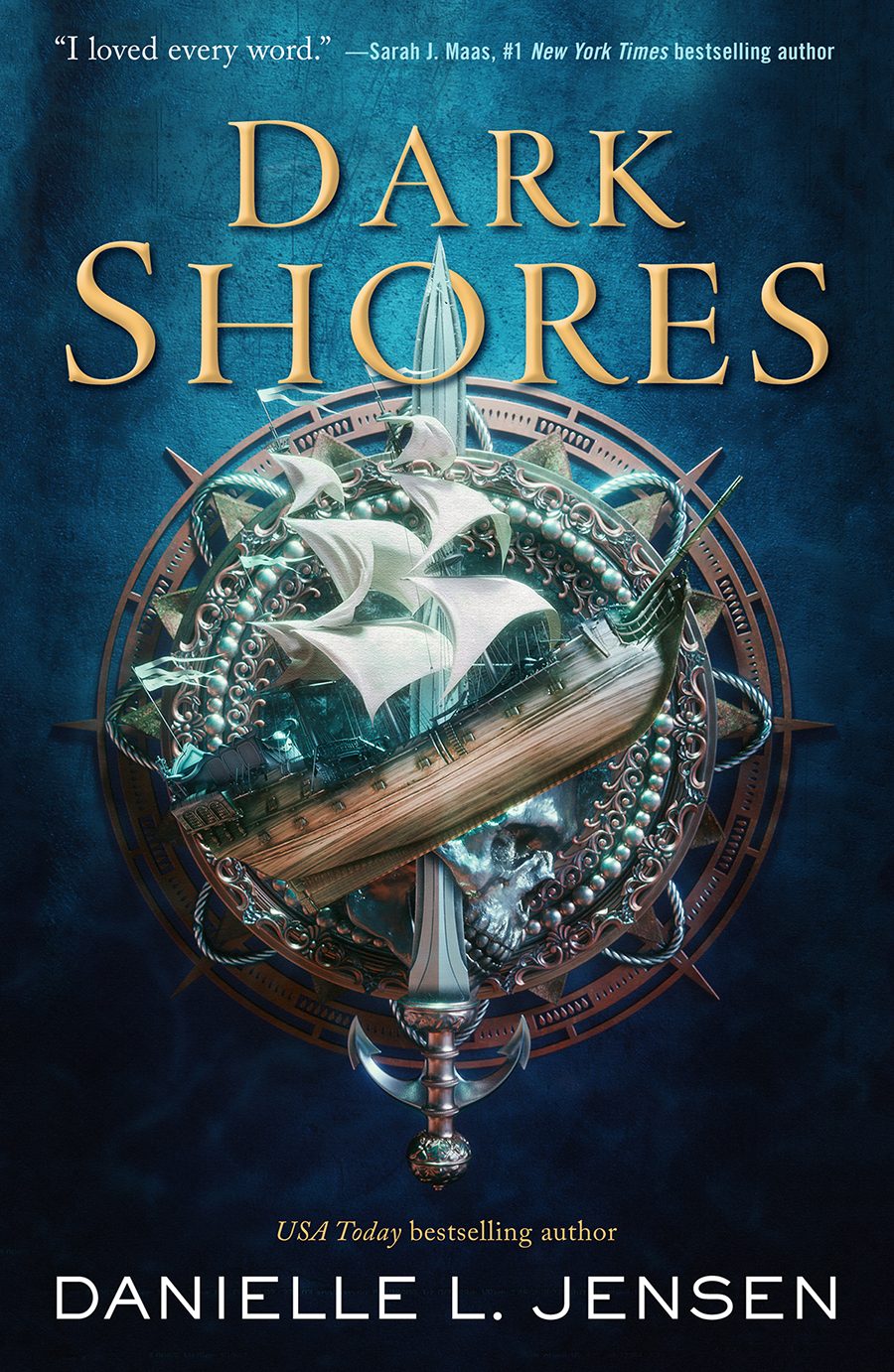 Dark Shores cover image