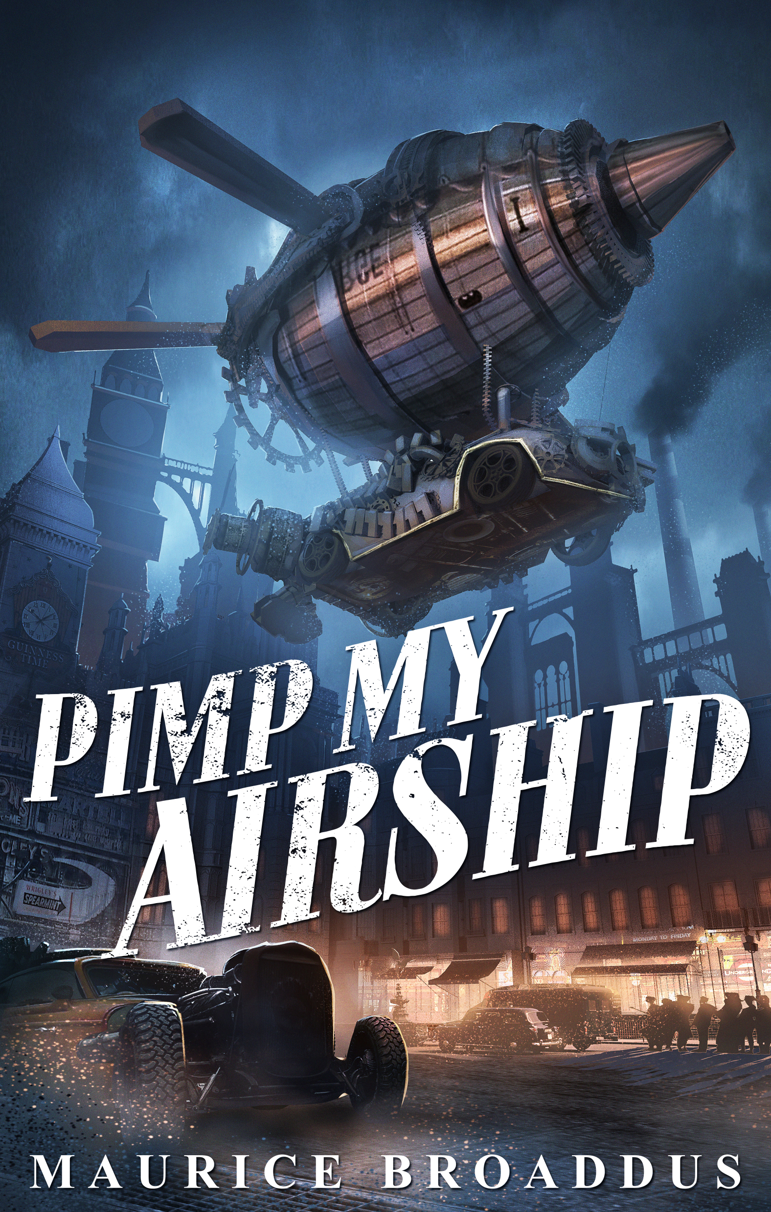 Pimp My Airship cover image
