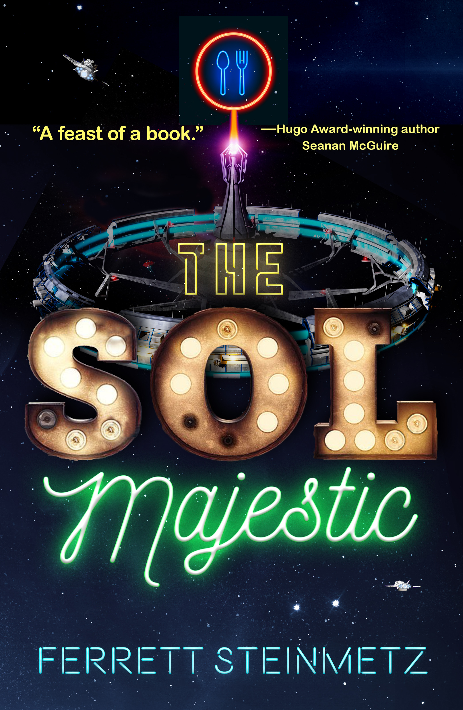 Sol Majestic cover image