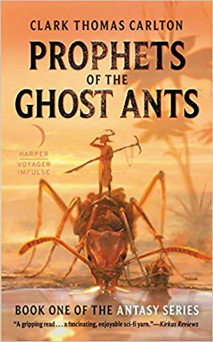 The Prophet of the Ghost Ant cover image