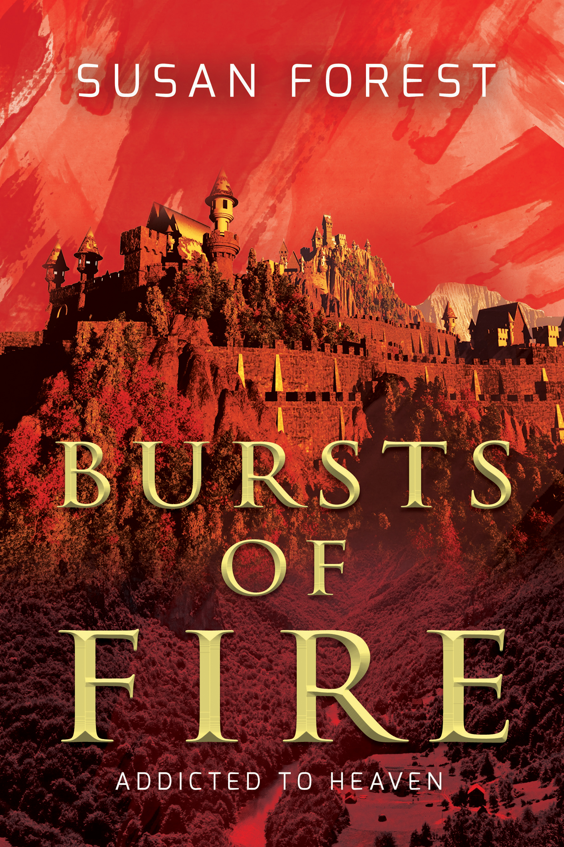 Bursts of Fire cover image