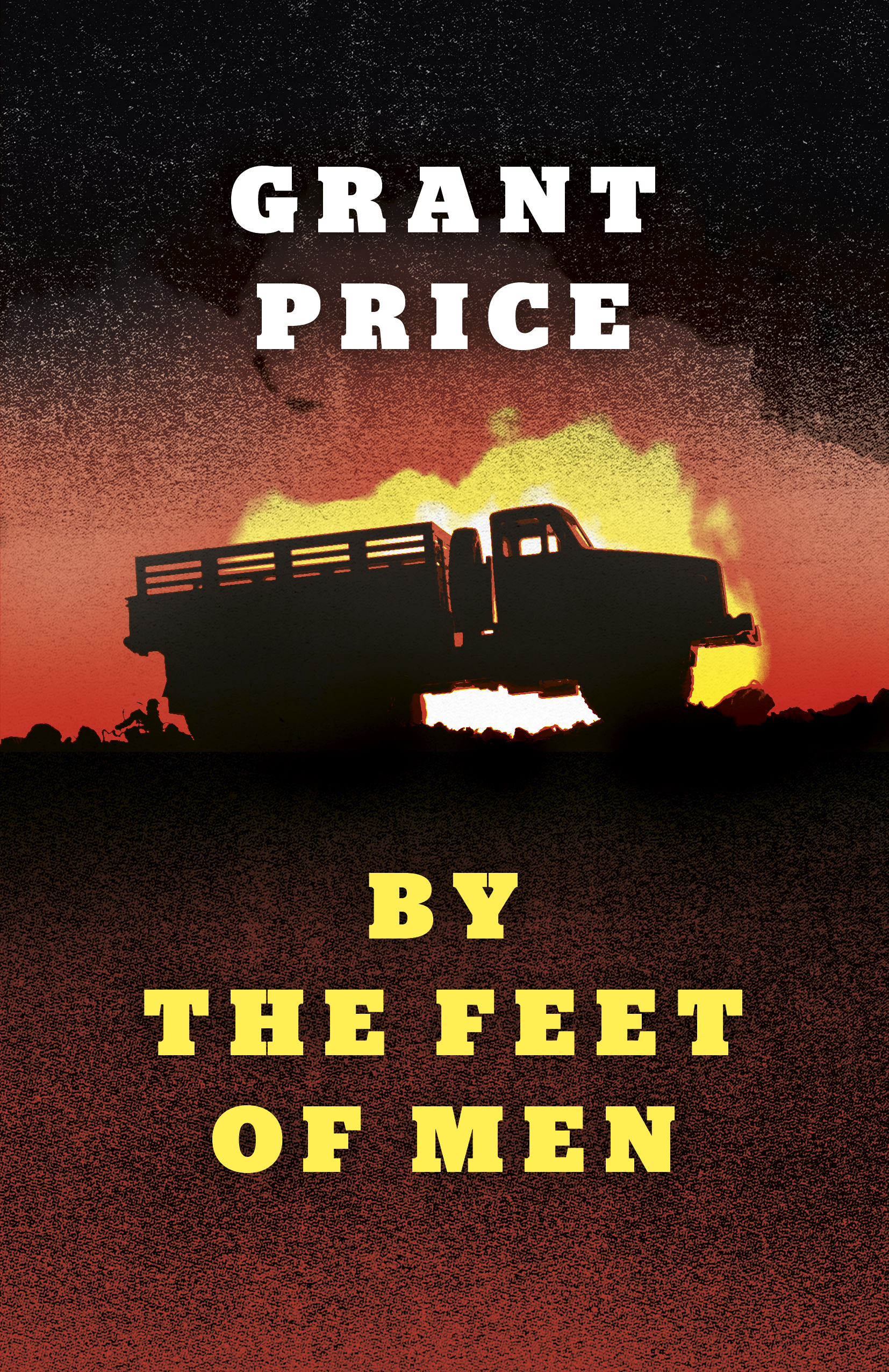 BY THE FEET OF MEN cover image