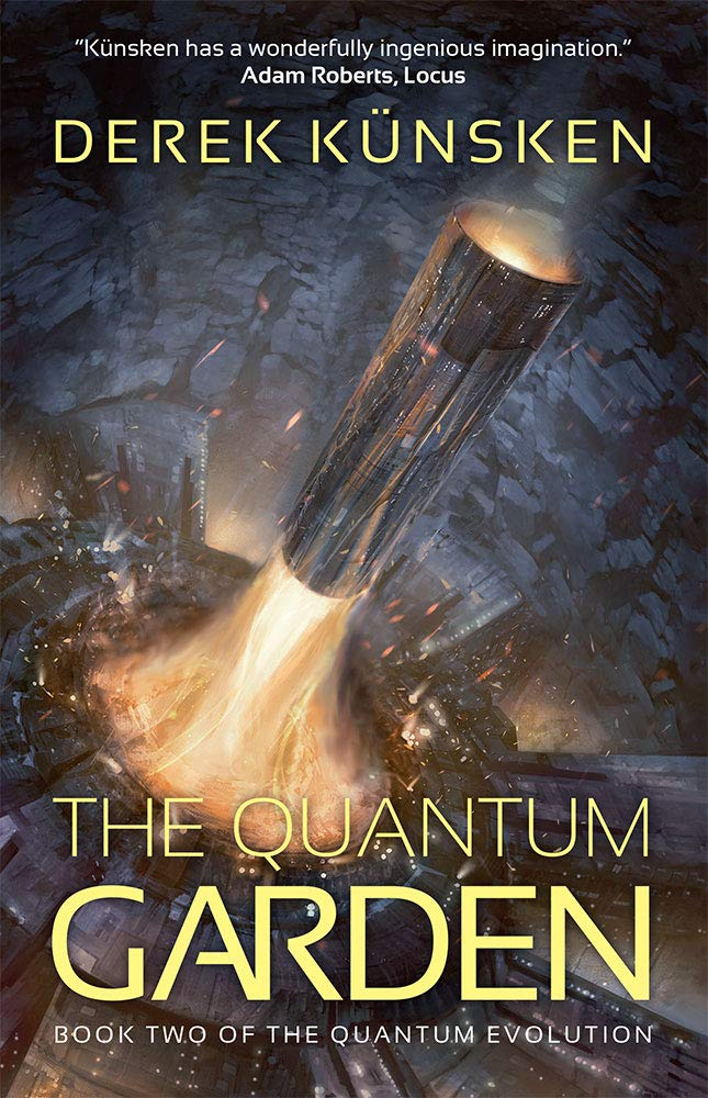 The Quantum Garden cover image