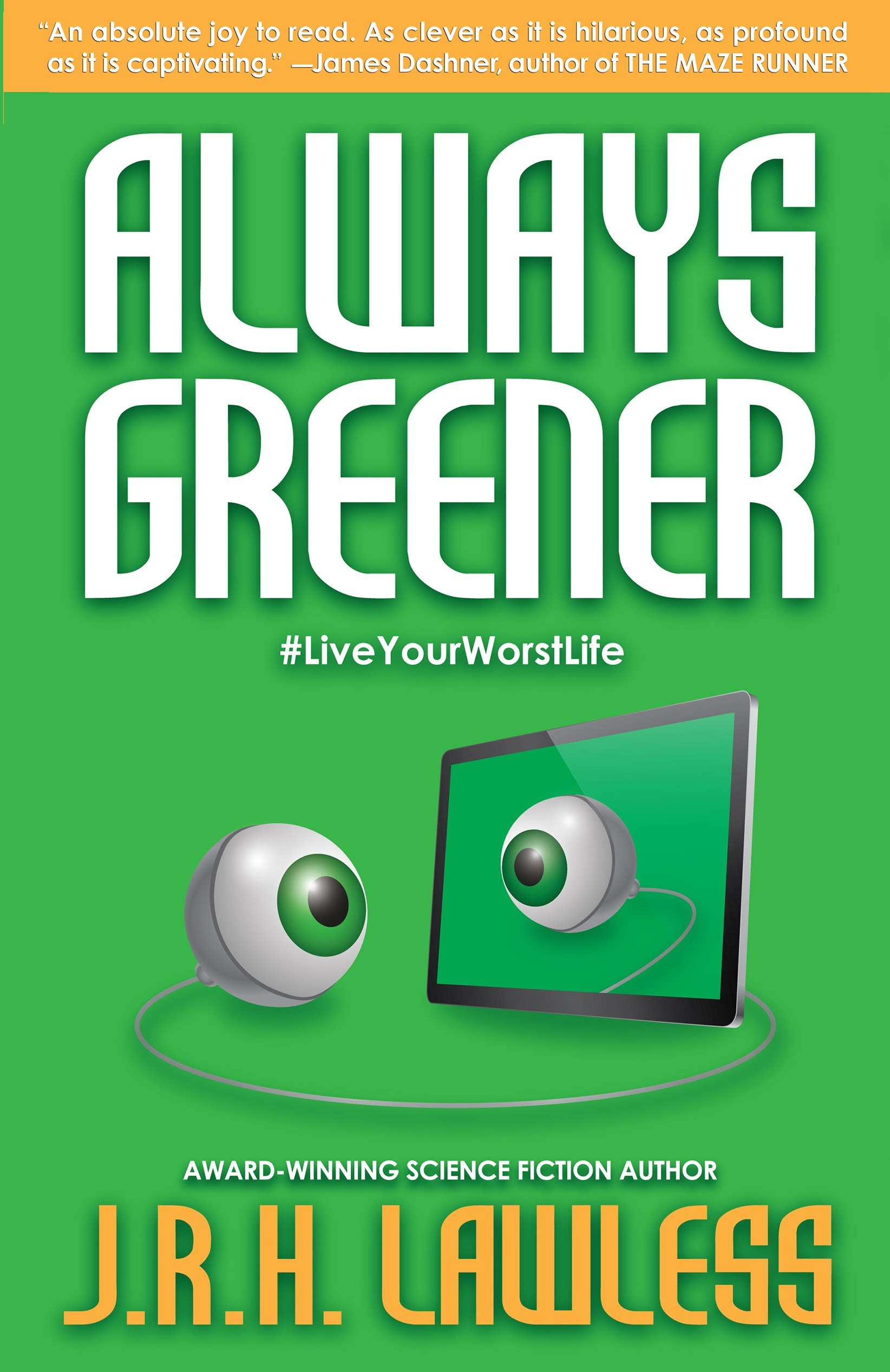 Always Greener Cover Image