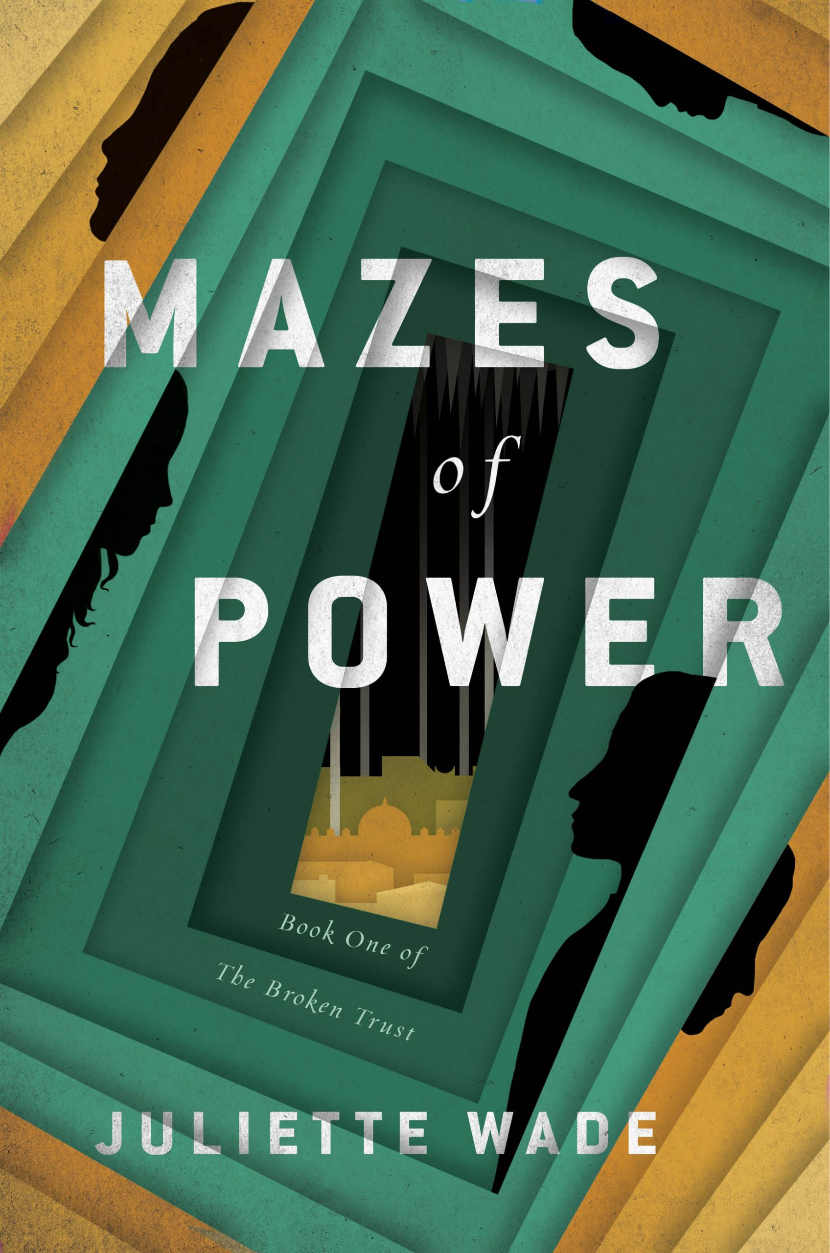 Mazes of Power cover image