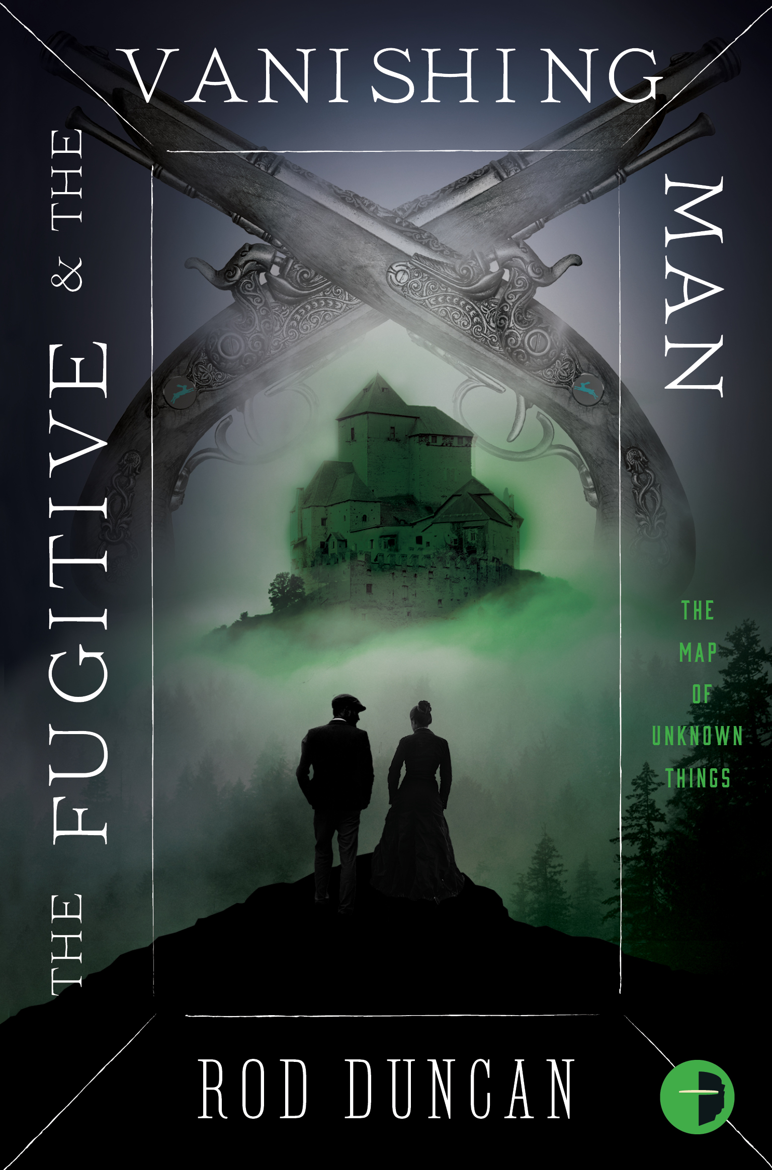 The Fugitive and the Vanishing Man cover image