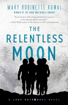 The Relentless Moon cover image