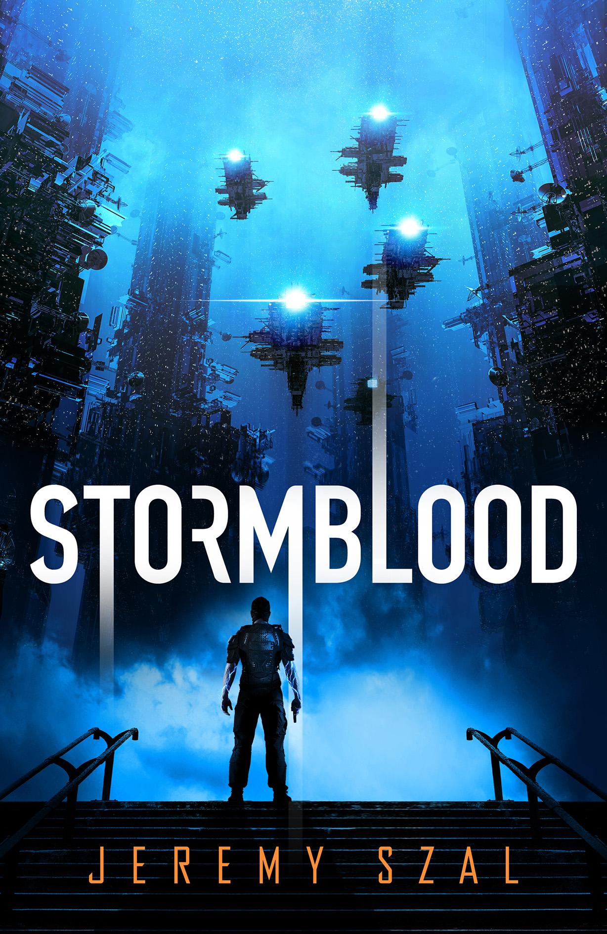 Stormblood cover art