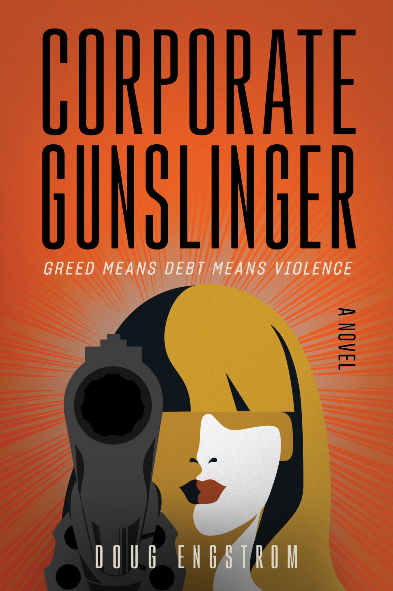 Corporate Gunslinger cover image