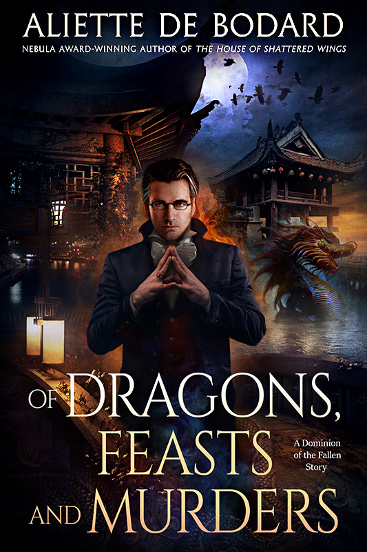 Of Dragons, feasts and murders cover image