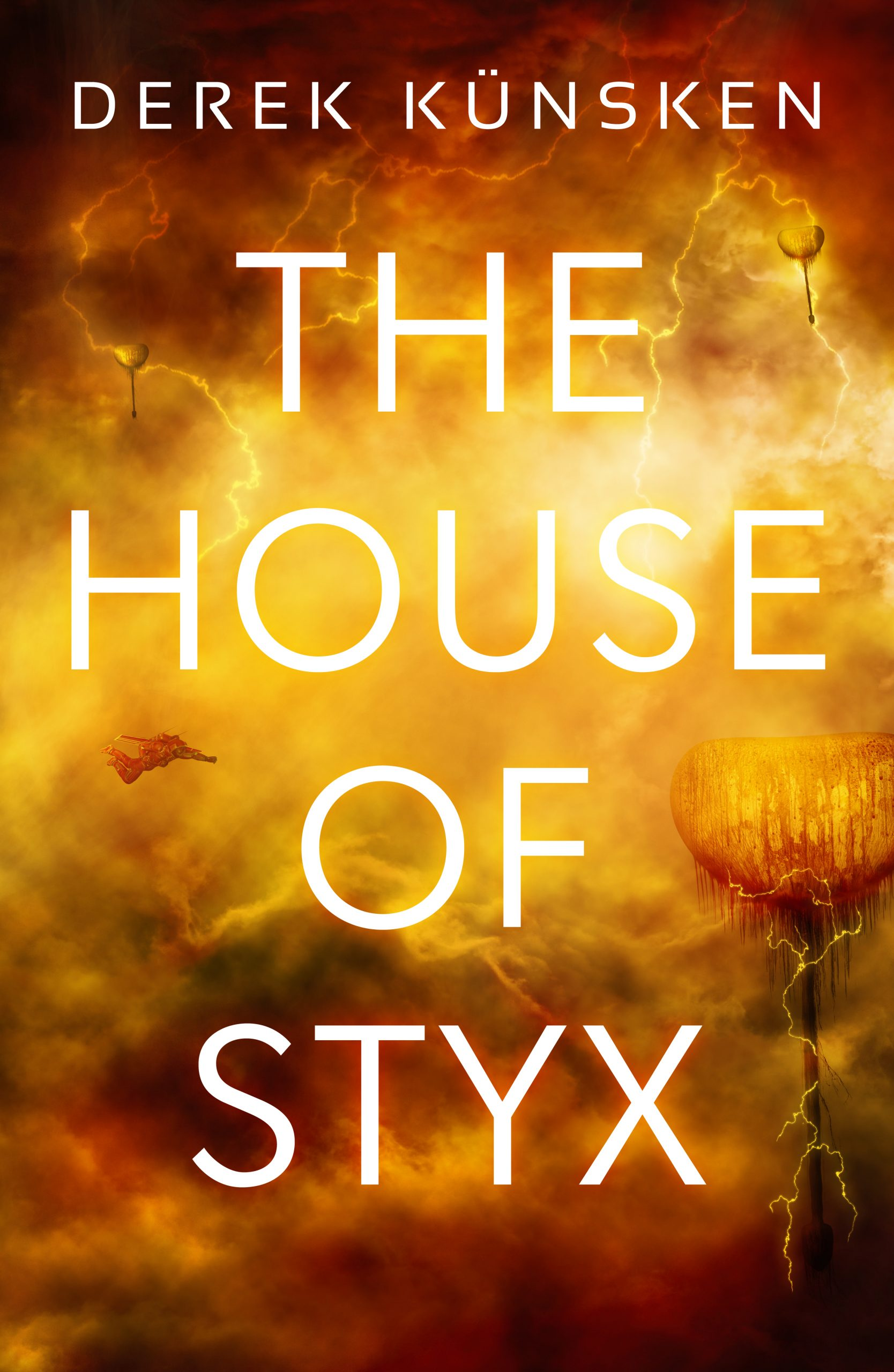 front cover The House of Styx