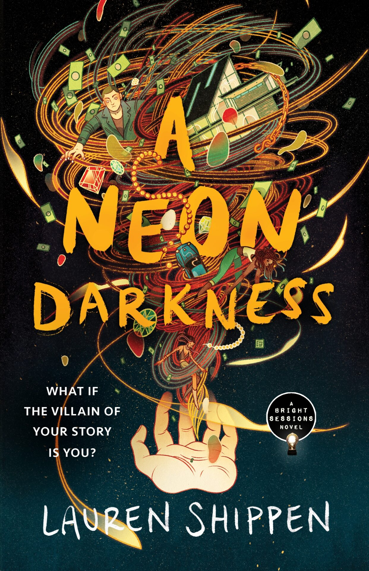 A NEON DARKNESS cover image